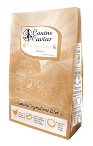 Canine Caviar Free Spirit Alkaline Dog Food