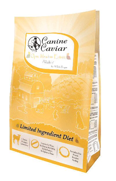 Canine Caviar Open Meadow - Canine Caviar Pet Foods Inc.